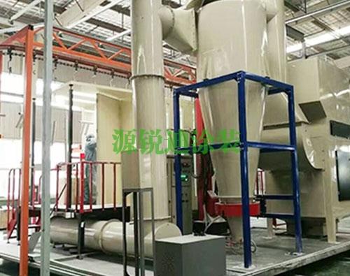 喷粉设备制造