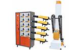 自动喷涂生产线厂家喷枪的供粉系统和发展历程